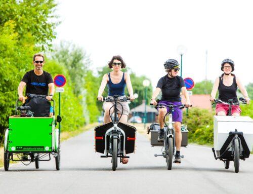 Elektro-Transporträder-Test und Beratung in Leonding